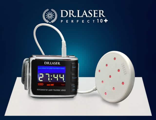 dr laser perfect 10 laser pad