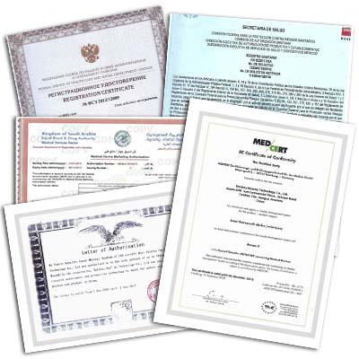 sertifikat dr laser